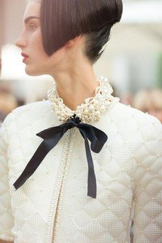 Pearls don't get more classic than this