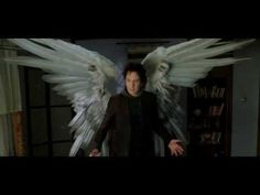 "Dogma: Metatron (Alan Rickman) quote: ""Metatron acts as the voice of God. Any documented occasion when some yahoo claims God has spoken to them, they're speaking to me. Or they're talking to themselves."""