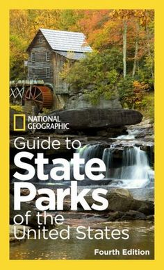 national geographic: guide to state parks of the united states #books #parks #travel
