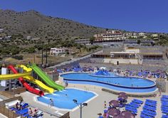 Water Park Gallery ‹ Elounda Residence Apartments in Elounda of Crete
