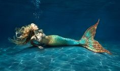 Wow! Mermaid tails for sale!