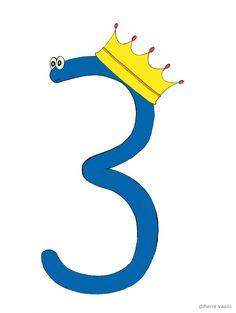 Un référent et des images avec les Numéroïdes sans fond. Fractions, Maths, Symbols, Letters, Names, Number Games, Working Memory, King, Projects