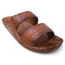 Pali Hawaii Sole Mate (Jesus) slide sandal in brown Pali Sandals, Pali Hawaii Sandals, Cute Sandals, Slide Sandals, Jesus Sandals, Girls Wear, Comfortable Shoes, Me Too Shoes, Footwear