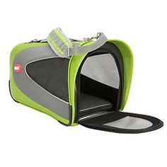 New in box argo petascope pet carrier dog cat bag #green #medium - sporty #design,  View more on the LINK: http://www.zeppy.io/product/gb/2/390012988997/