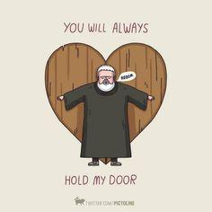 Hodor ;-;
