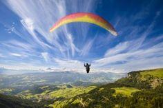 Gleitschirmfliegen Kolumbien Reisen