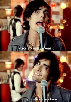 gives you hell - all american rejects. I was litterally JUST singing this song minutes ago.. O-o