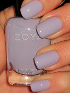 Megan by Zoya.  A pretty lilac with  my name ;)  It's like it was made for me.
