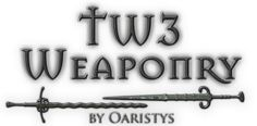 The Witcher 3 Weaponry at Skyrim Nexus - mods and community