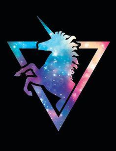 Galaxy Unicorn Art Print By Retkikosmos Design By Humans Unicorn Logo, Unicorn Poster, Real Unicorn, Unicorn Art, Cute Unicorn, Unicornios Wallpaper, Galaxy Wallpaper, Wallpaper Backgrounds, Wallpaper Ideas