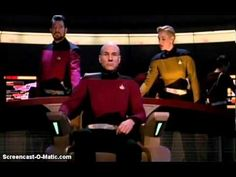 Star Trek TNG Episode Reviews: Yesterday's Enterprise - YouTube