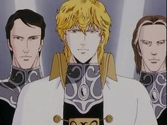 Вот это да! - Legend of the galactic heroes