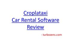 Are you finding it difficult to manage your fleet business and thinking of some automated car rental software? Yes, check out the features of this taxi app and…
