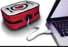 Lunchbox usb