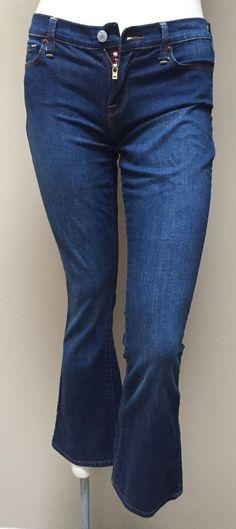Lucky Brand Women's Sofia Boot Ankle Medium Wash Regular Blue Jeans 4 or 27 | eBay