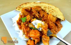 Easy Chicken Satay Curry
