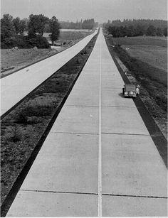 "icancauseaconstellation: "" Paul W. John On Munich-Holzkirchen Highway 1925-1939 """