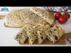 Mayasız Tavada Börek & Gözleme Tarifi- hemen yapılabilir kolaylıkta  -Ispanaklı ▪Masmavi3mutfakta▪ - YouTube