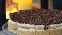 Banoffee pie Banoffee Pie, High Tea, Trifle, Oven, Cooking, Cake, Ethnic Recipes, Sweet, Food
