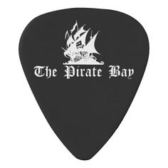 The Pirate Bay Guitar Picks