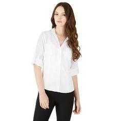 Juniors' IZ Byer California Button-Down Shirt