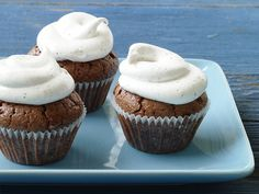Tea Cakes with Earl Grey Icing from FoodNetwork.com