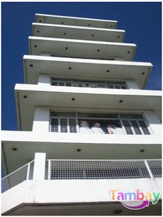Pope John Paul ll Tower at Bacolod City, Philippines