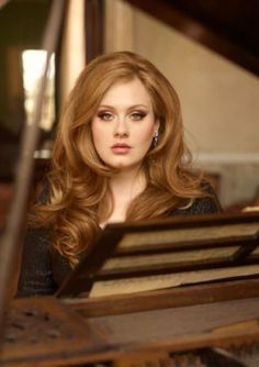 Adele, her voice is just so good. Very noticeable in this day of auto-tune and synth heavy dance numbers.