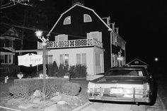 10 Real-Life Haunted Locations Across the U.S.  - 112 Ocean Avenue, Amityville, New York.  On 11-13-74, police found 6 members of the DeFeo family murdered inside the house. The eldest son confessed to the crimes. When George and Kathy Lutz moved into the home in Dec '75, they started to experience strange demonic occurrences and being awoken at 3:15 a.m. every day (the time the murders occurred). They moved out of the home after 28 days. A bestselling book and two films were produced