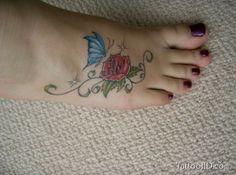 Small Foot Tattoos