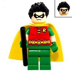 Robin DC Comics Super Heroes 76035