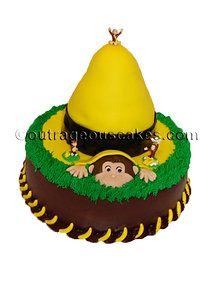 Outrageous Cakes Specialty Bakery - Custom Cakes | Boy Birthday Cakes