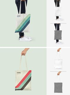 Welcome a meticulously crafted tote bag mockup set, covering all the essential designer's needs. Guess, it risks turning into your pet, accompanying you in the most reckless creative wanderings. Bag Mockup, Diy Tote Bag, Cat Bag, Hand Drawn Lettering, Icon Collection, Graphic Design Branding, Reusable Bags, Canvas Tote Bags, Purse