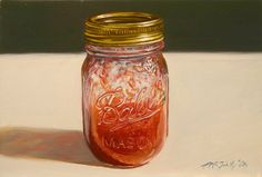 Twice a Week: August 2006 twiceaweek.blogspot.com1024 × 694Buscar por imagen This is the jar of homemade jam that I painted for Stephanie Radu. I think I have two other people that own at least three of my paintings now. Visitar página  Ver imagen