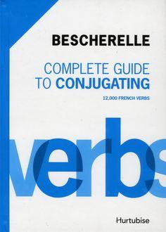 Le Complete Guide to Conjugating est un outil à la fois simple et performant pour les anglophones qui souhaitent apprendre la conjugaison française. Cote: PC 2272 B479 2015 REF