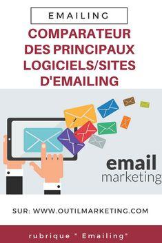 Trouvez LE logiciel d'email marketing correspondant à vos besoins avec notre comparateur en ligne.