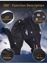 Load image into Gallery viewer, Moon Dust Windstopper Gloves Function Description Men Hiking, Hiking Gear, Tactical Gloves, Moon Dust, Outdoor Gear, Product Description, Gallery, Image, Roof Rack