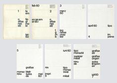 Typographische Monatsblätter