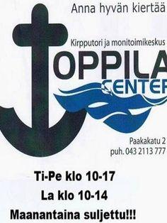 Toppila-Center in Meri-Toppila, Oulu, Finland