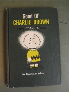 Charlie Brown - Original hipster. Wearing chevron before it was cool-hp