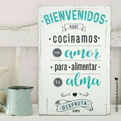 Trendy Home Family Quotes Thoughts Restaurant Vintage, Logo Restaurant, Restaurant Design, Vintage Cafe, Vintage Decor, Le Chef, Trendy Home, Cafe Bar, Family Quotes