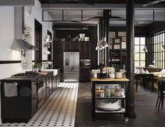 IKEA SEKTION Modular Kitchen System 2015