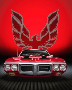 Throughout the early stages of the Jaguar XK-E, the lorry was supposedly planned to be marketed as a grand tourer. Pontiac Firebird Trans Am, 67 Firebird, Pontiac Cars, Automotive Art, American Muscle Cars, My Ride, Amazing Cars, Hot Cars, Vintage Cars