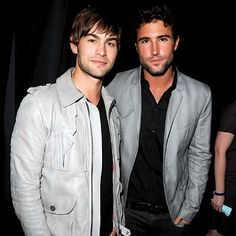 Chace Crawford & Brody Jenner...this picture...I can't...