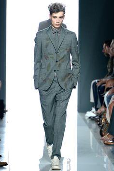 this suit jacket... holy yum. - Bottega Veneta