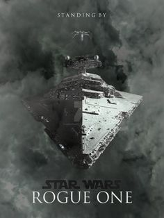Star Wars Rogue One poster - Star Wars Canvas - Latest and trending Star Wars Canvas. - Star Wars Rogue One poster Star Wars Film, Nave Star Wars, Star Wars Fan Art, Star Wars Poster, Rogue One Star Wars, Rogue One Poster, Star Wars Personajes, Fan Poster, Star Wars Images
