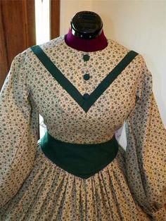 I like the design - Civil War dress, I want it