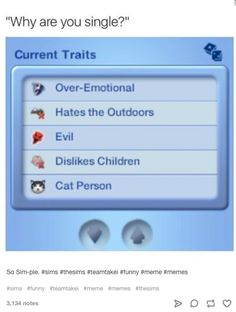 You can live out your craziest fantasies on Sims, for example, you can have a job and a house.