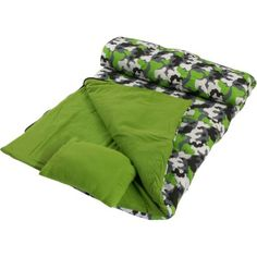 Kids Sleeping Bag - Pin it :-) Follow us :-))  zCamping.com is your Camping Product Gallery ;) CLICK IMAGE TWICE for Pricing and Info :) SEE A LARGER SELECTION of kids sleeping bag at  http://zcamping.com/category/camping-categories/camping-sleeping-bags/kids-sleeping-bag/  - hunting, camping essentials, camping, sleeping bag, camping gear -  Wildkin Green Camo Sleeping Bag « zCamping.com