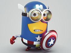 Captain Minion | Dribble